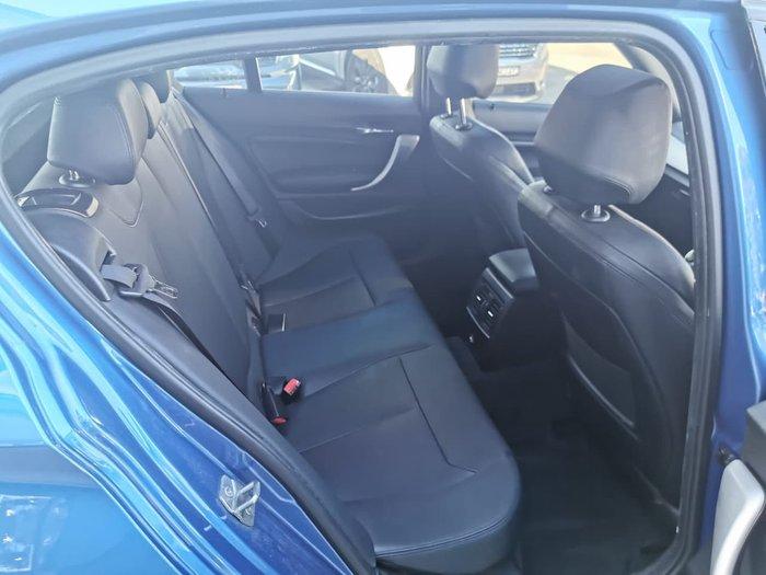 2013 BMW 1 Series M135i F20 Blue