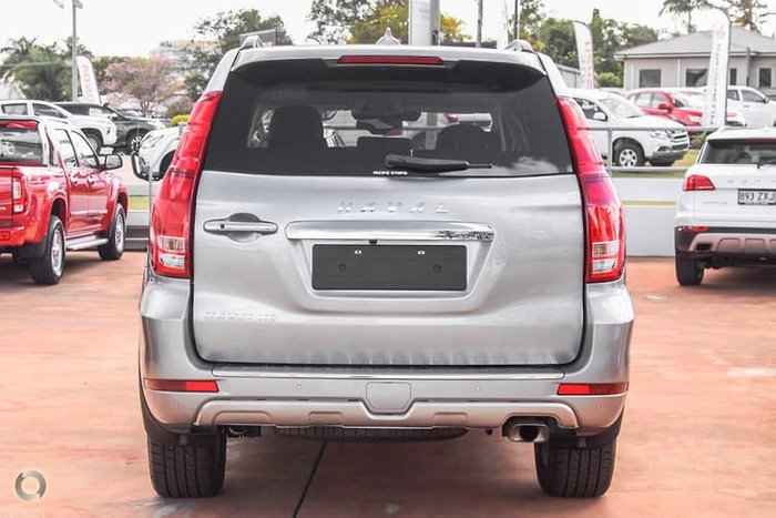 2021 Haval H9 Ultra MY19 Four Wheel Drive Silver