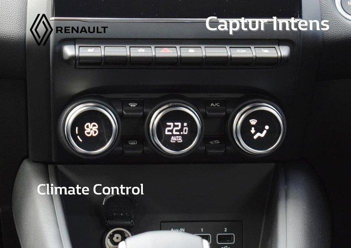2021 Renault Captur Intens JB Orange