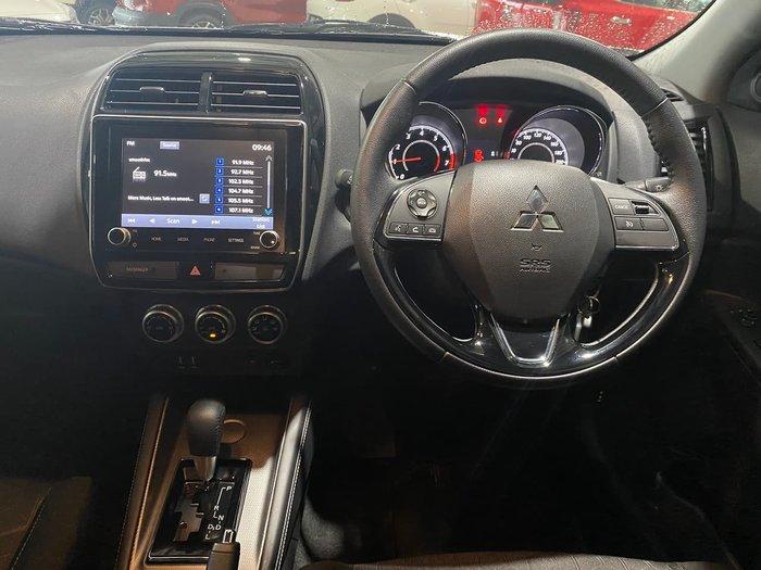 2019 Mitsubishi ASX LS XD MY20 Silver