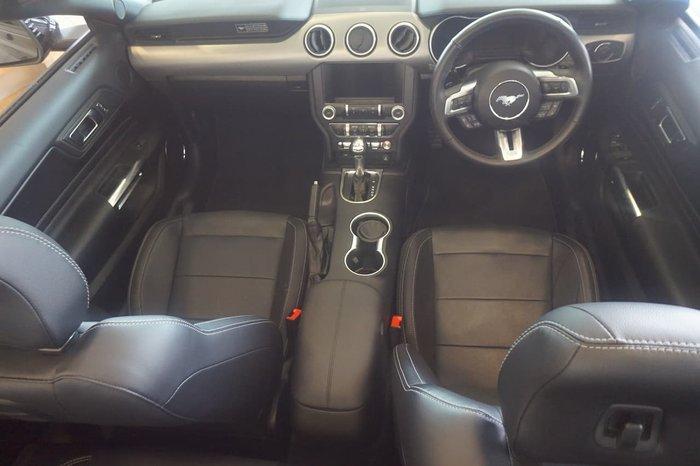 2020 Ford Mustang GT FN MY20 Black