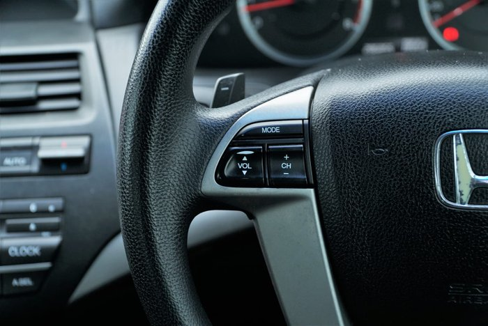 2008 Honda Accord V6 8th Gen Polished Metal
