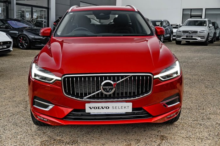 2018 Volvo XC60 T5 Inscription MY18 AWD Fusion Red