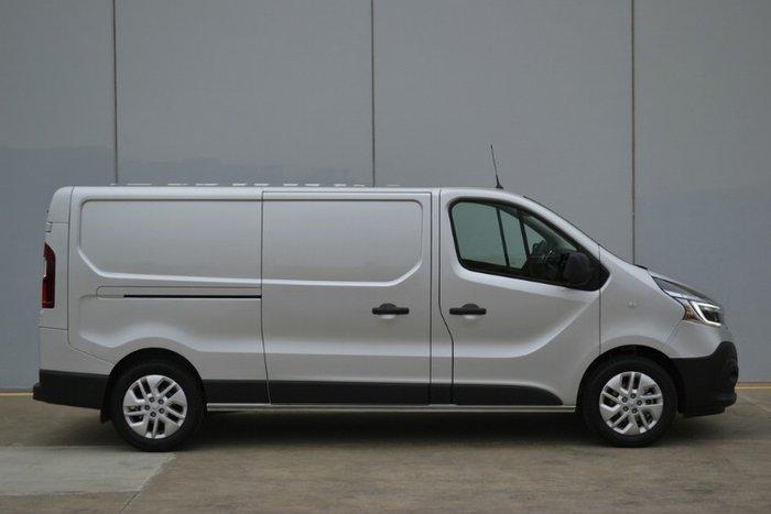 2021 Renault Trafic Premium 103kW X82 MERCURY GREY LWB MANUAL