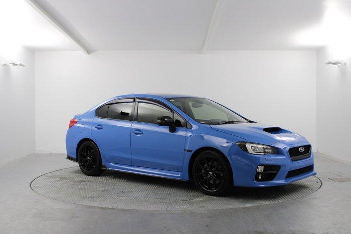2015 Subaru WRX Hyper Blue V1 MY16 AWD Hyper Blue