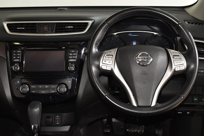 2015 Nissan X-TRAIL ST-L T32 Tempest Blue
