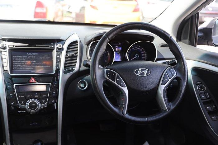 2012 Hyundai i30 Premium GD Silver