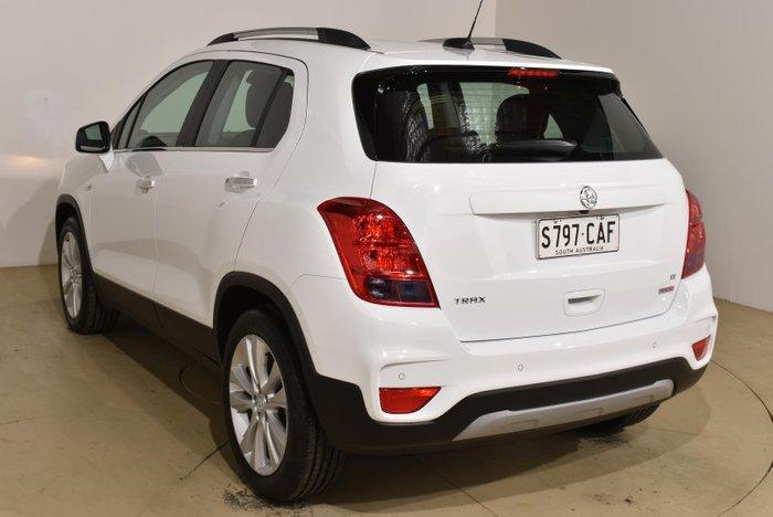 2019 Holden Trax LT TJ MY19 White