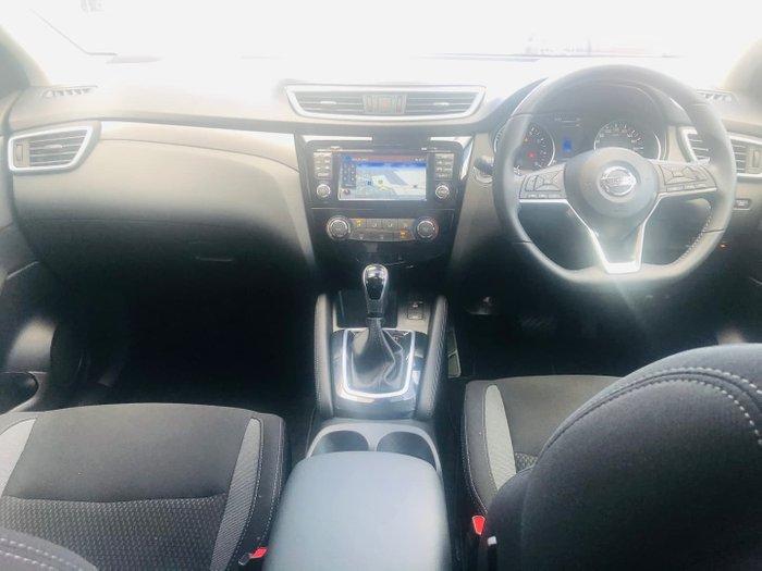 2019 Nissan QASHQAI ST+ J11 Series 2 Vivid Blue