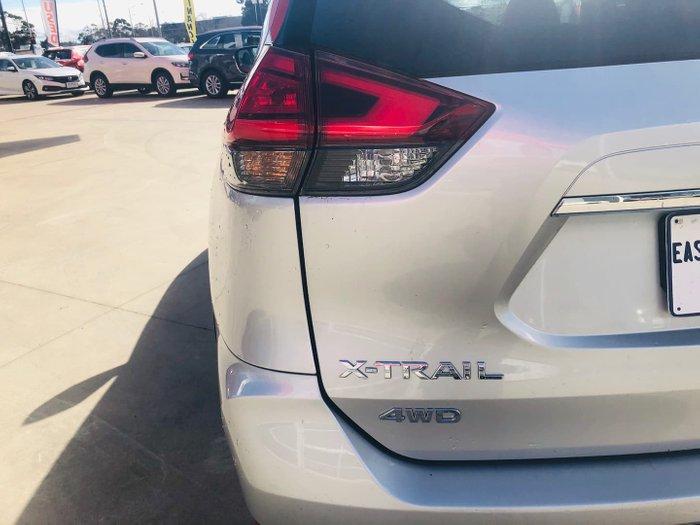2019 Nissan X-TRAIL Ti T32 Series II 4X4 On Demand Brilliant Silver