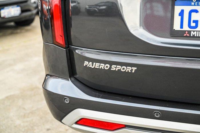 2020 Mitsubishi Pajero Sport Exceed QF MY20 4X4 Dual Range Graphite Grey