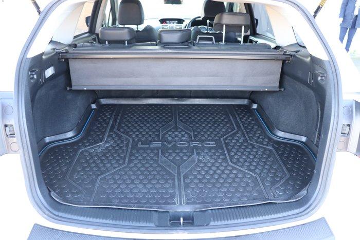 2018 Subaru Levorg 2.0 GT-S V1 MY18 AWD Crystal White