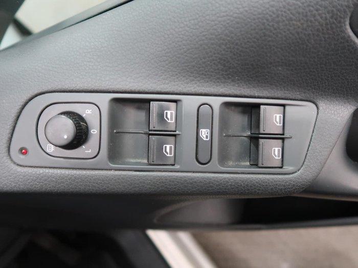 2011 Volkswagen Tiguan 125TSI 5N MY11 Four Wheel Drive Silver