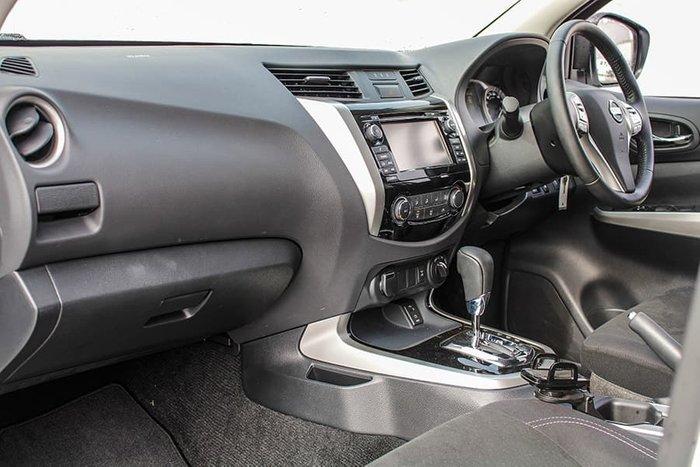 2018 Nissan Navara ST Black Edition D23 Series 3 4X4 Dual Range Polar White