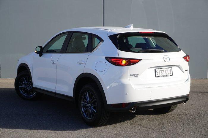 2021 Mazda CX-5 Touring KF Series AWD Snowflake White Pearl