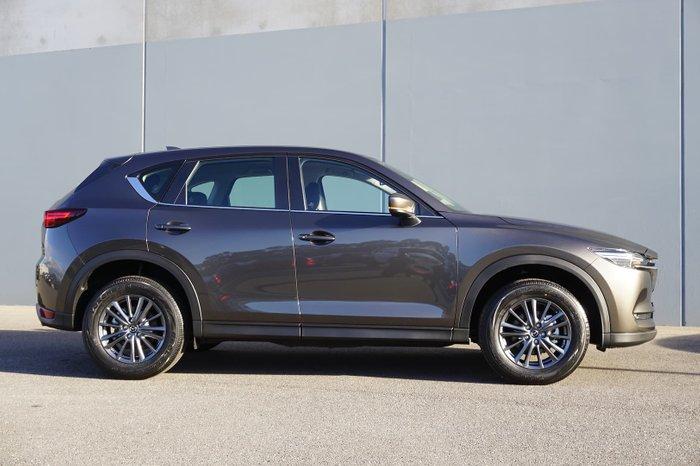 2021 Mazda CX-5 Maxx Sport KF Series AWD Titanium Flash