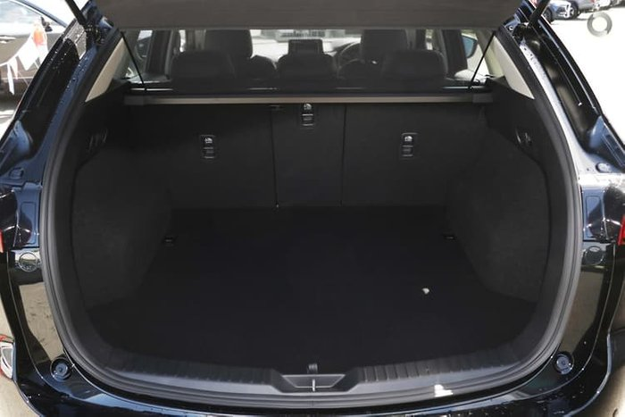 2021 Mazda CX-5 Touring KF Series AWD Jet Black