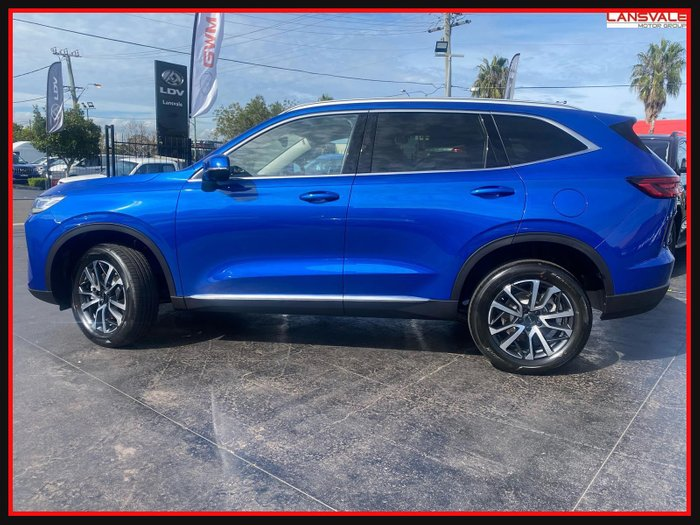 2021 Haval H6 Ultra B01 Blue Sapphire