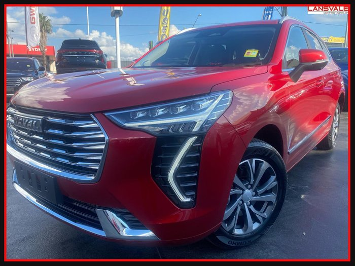 2021 Haval Jolion Lux A01 MARS RED