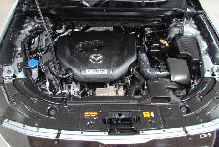 2019 Mazda CX-5 GT KF Series AWD Silver