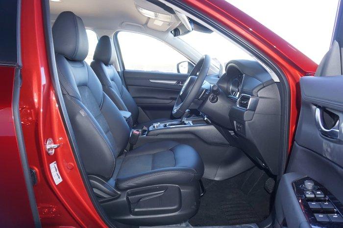2021 Mazda CX-5 Touring KF Series AWD Soul Red Crystal