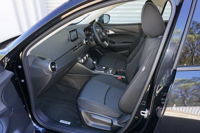 2021 Mazda CX-3 Maxx Sport DK Jet Black