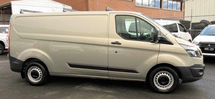 2015 Ford Transit Custom 330L VN Silver