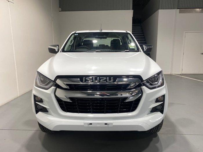 2021 Isuzu D-MAX LS-U MY21 4X4 Dual Range White