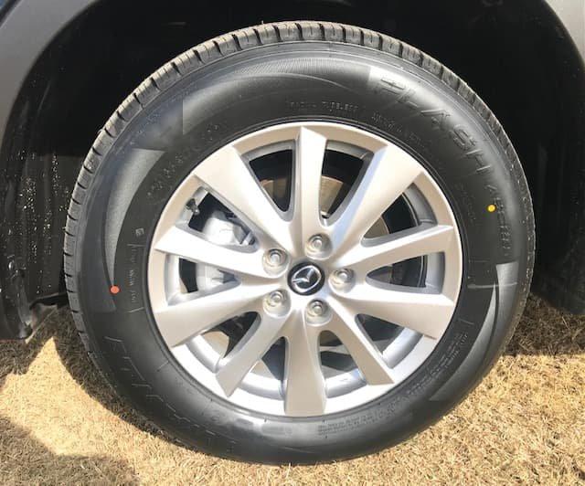 2016 Mazda CX-5 Maxx Sport KE Series 2 AWD Jet Black