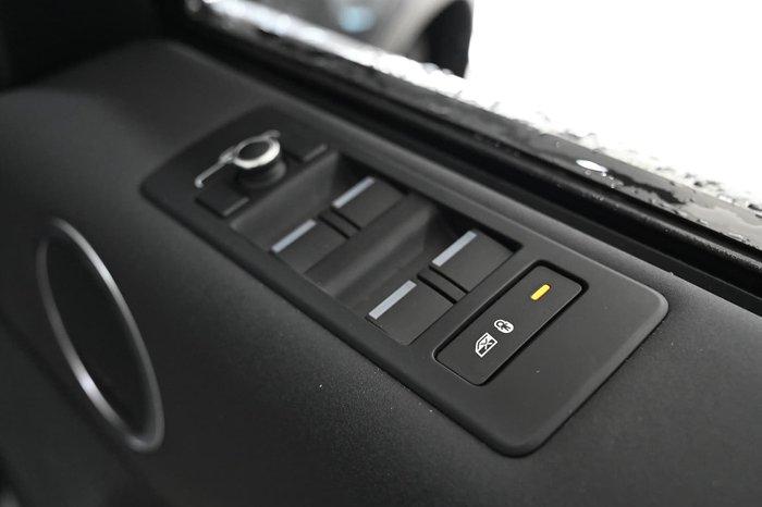 2020 Land Rover Discovery SD6 Landmark Edition Series 5 MY20 4X4 Dual Range Carpathian Grey