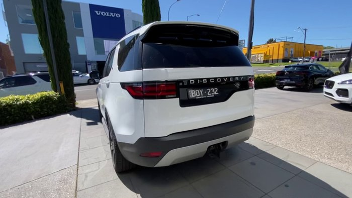 2020 Land Rover Discovery SD4 HSE Series 5 MY20 4X4 Dual Range Eiger Grey