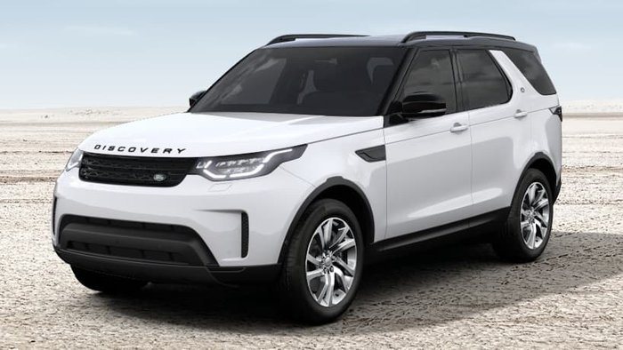 2020 Land Rover Discovery SD4 HSE Series 5 MY20 4X4 Dual Range Fuji White