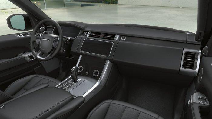 2021 Land Rover Range Rover Sport DI6 221kW HSE L494 MY21.5 4X4 Dual Range Portofino Blue