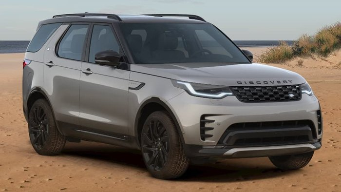 2021 Land Rover Discovery P360 R-Dynamic S Series 5 MY22 4X4 Silicon Silver