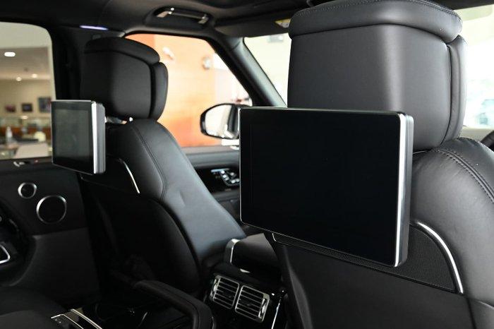 2020 Land Rover Range Rover P525 Range Rover Fifty L405 MY21.5 4X4 Dual Range Santorini Black