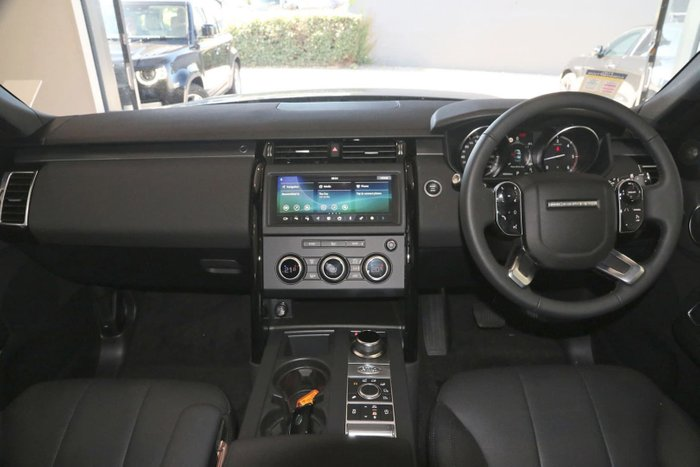 2020 Land Rover Discovery SD4 SE Series 5 MY20 4X4 Dual Range Eiger Grey