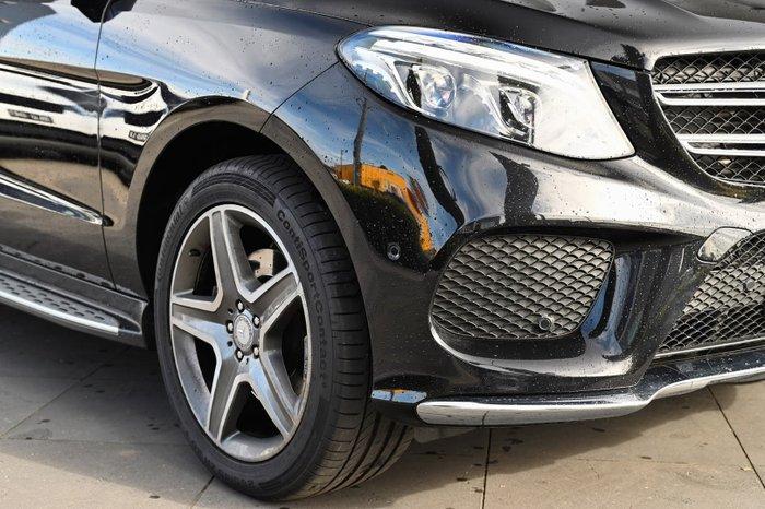 2016 Mercedes-Benz GLE-Class GLE350 d W166 Four Wheel Drive Black