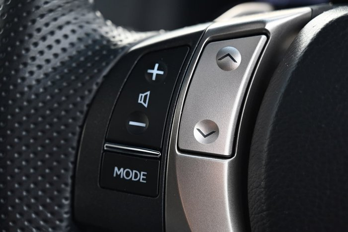 2013 Lexus RX RX350 F Sport GGL15R 4X4 On Demand Mercury Grey