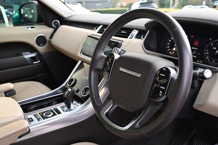 2018 Land Rover Range Rover Sport SDV6 HSE L494 MY18 4X4 Dual Range Kaikoura Stone