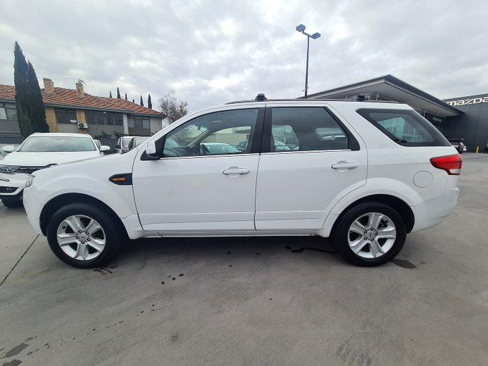 2014 Ford Territory TX SZ Winter White