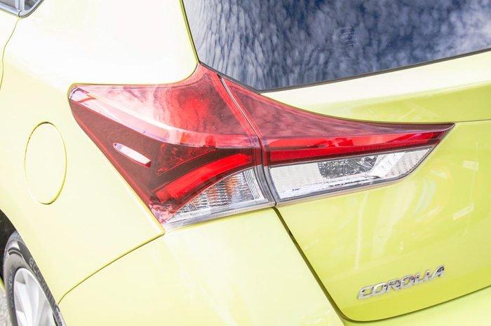 2015 Toyota Corolla Ascent Sport ZRE182R Green