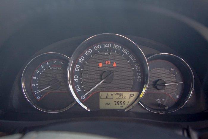 2013 Toyota Corolla Ascent Sport ZRE182R Orange