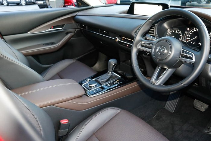 2021 Mazda CX-30 G25 Touring DM Series Soul Red Crystal