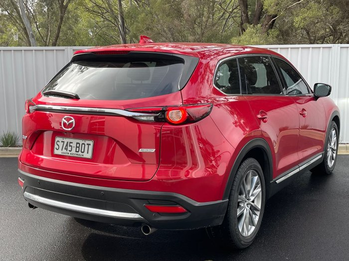 2017 Mazda CX-9 Azami TC Soul Red