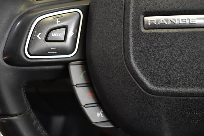 2017 Land Rover Range Rover Evoque TD4 150 SE L538 MY17 4X4 Constant Santorini Black