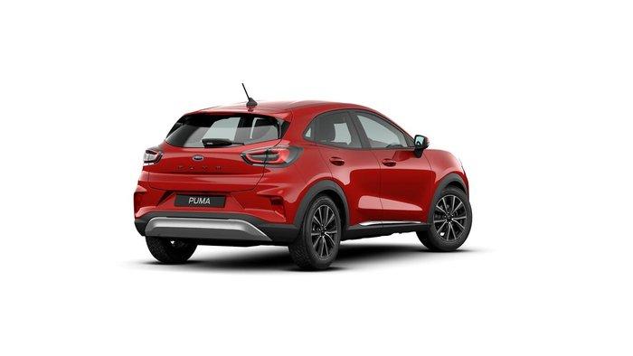 2021 Ford Puma JK MY21.25 Red