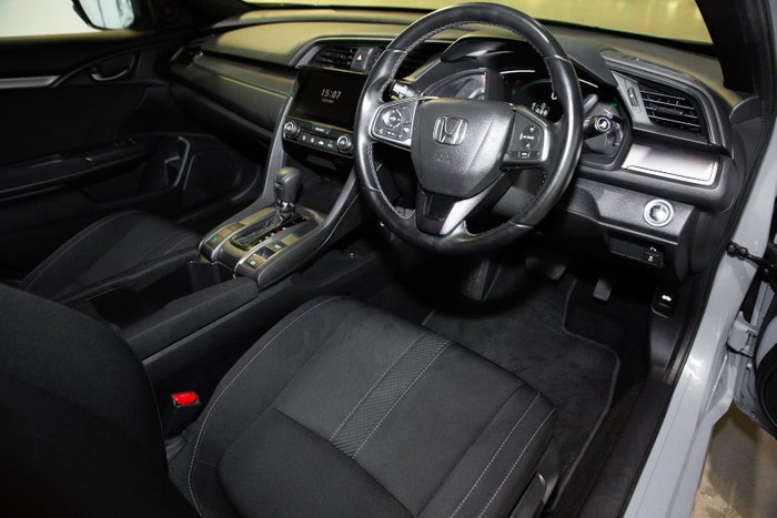 2018 Honda Civic VTi-S 10th Gen MY18 Lunar Silver