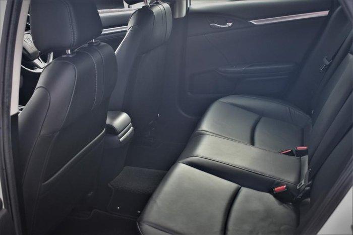 2016 Honda Civic VTi-LX 10th Gen MY16 White Orchid