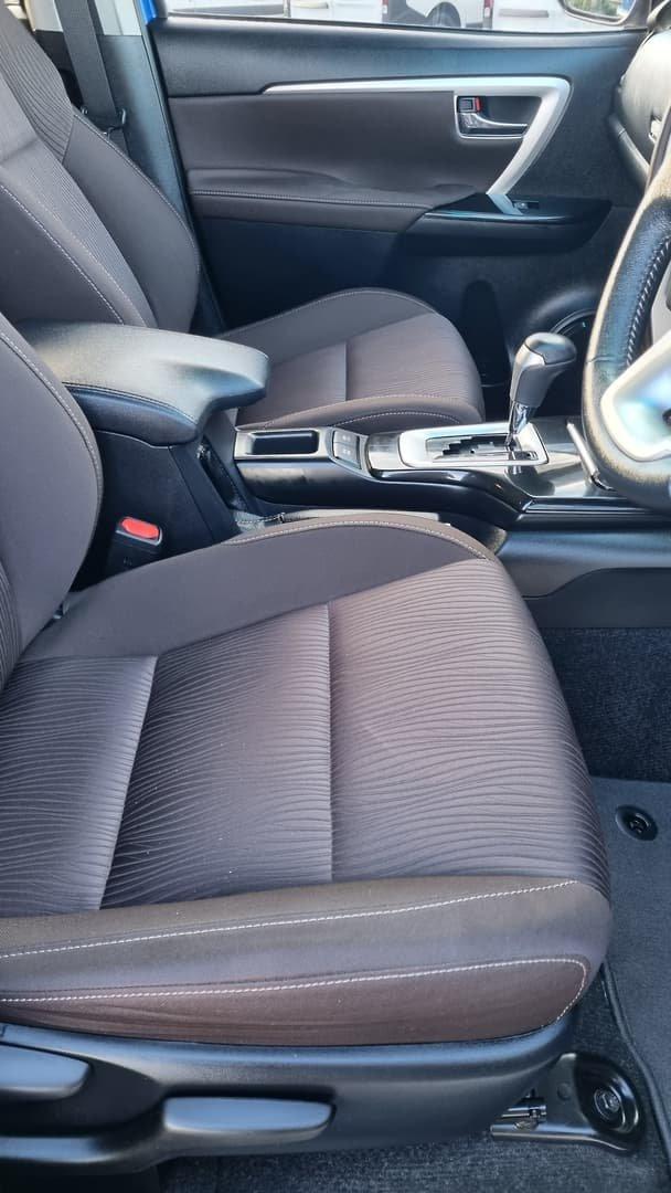 2017 Toyota Fortuner GXL GUN156R 4X4 Dual Range Nebula Blue