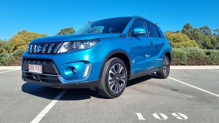 2019 Suzuki Vitara Turbo LY Series II Atlantis Turquoise